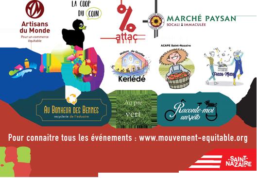 Les partenaires à St-Nazaire